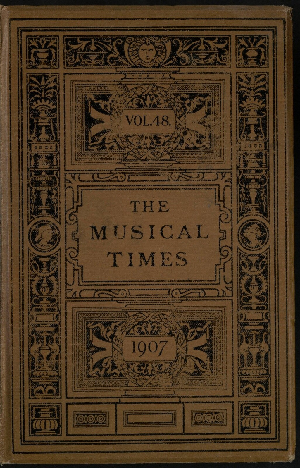 The Musical Times.<br>